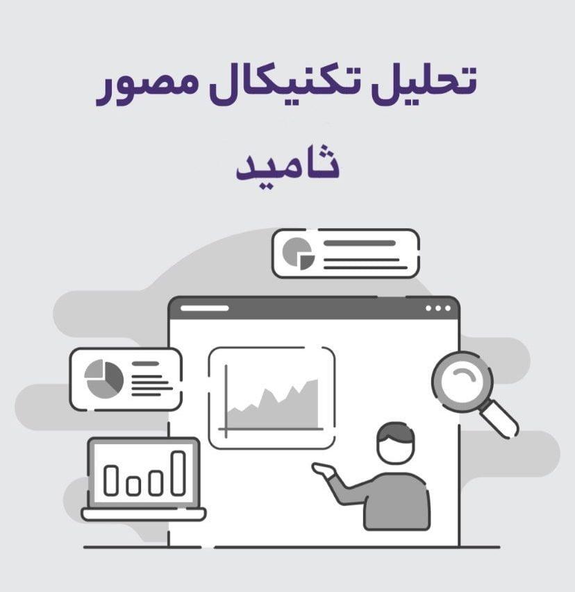 تحلیل تکنیکال مصور ثامید