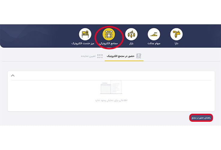 مجامع الکترونیکی ddn.csdiran